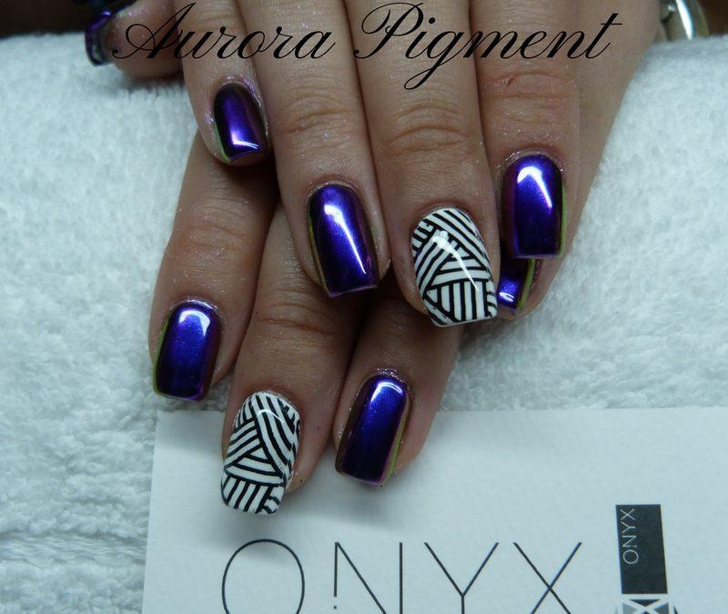 Aurora Pigment Purple