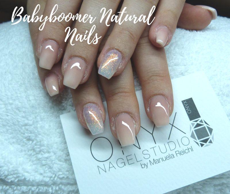 Babyboomer Natural Nails