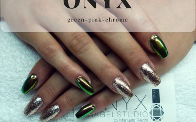 Green-Pink-Chrome