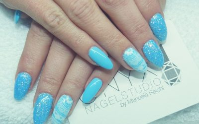 Baby Blue Summer Colors
