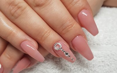 Brillanten Nailart